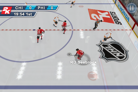 Screenshot 2K Sports NHL 2K11 Lite